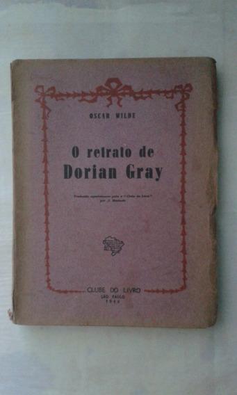 Livro O Retrado De Dorian Gray (1-c)