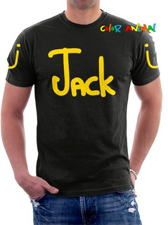 Remera Jack Ü Color Animal