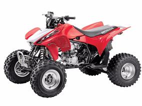 Honda Trx 450 0km- Entrega Inmediata