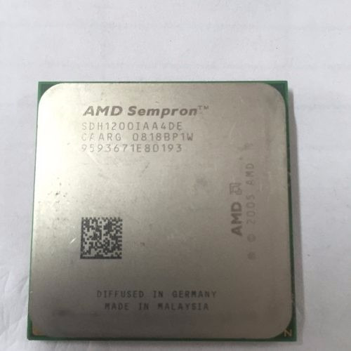 Processador Amd Sempron Sdh1200iaa4de Data 2005