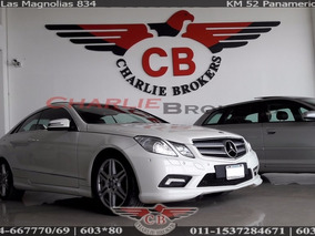 Mercedes Benz E350 E 350 Sport Amg Coupe At Charliebrokers
