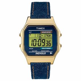 Relógio Timex Heritage Dourado
