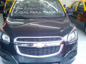 Taxi Chevrolet Spin 0km Se Financia Hasta $400000