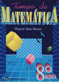 Matematica Livro 8 Ano Miguel Asis Name Frete Gratis