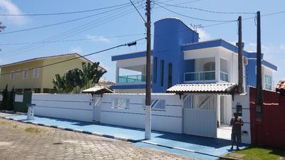 Casa Com Piscina,spar Com Hidro Massagem Externo ,playground