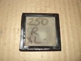 Tela Do Filtro De Óleo Da Xl 250 R Original