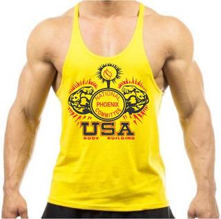 Regata De Academia Super Cavada Usa Bodybuilding