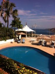 Departamento Nivel Piscina En Acapulco 4 Adultos