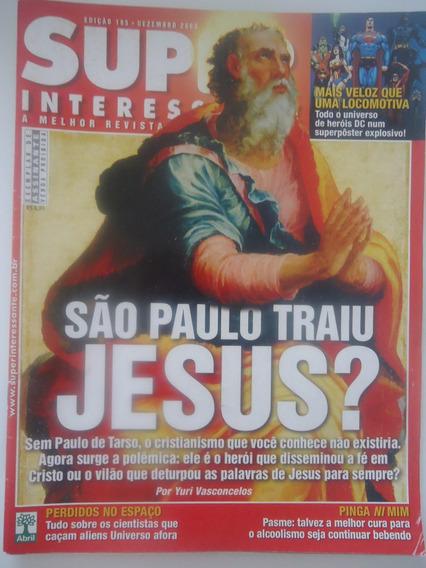 Super Interessante #195 Ano 2003 São Paulo Traiu Jesus