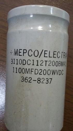 Capacitor Electrolitico Blindado 1100uf X 200v X 10 Unidades