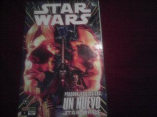 Star Wars Mini Lote De Comics