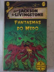 Aventuras Fantásticas N°21_fantasmas Do Medo