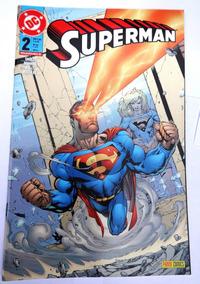 Hq: Superman Nº 2 - Was Er Nicht Tat - Panini Deutschland