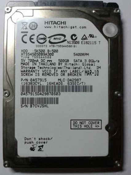 Hd Hitachi 500gb 7200rpm¿