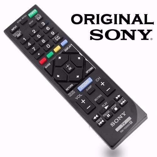 Controle Tv Sony Rm-yd093 Kdl-40r485a 42r475a 39r475a Novo