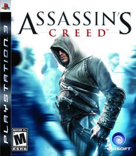 Assassins Creed Ps3 Digital Gcp
