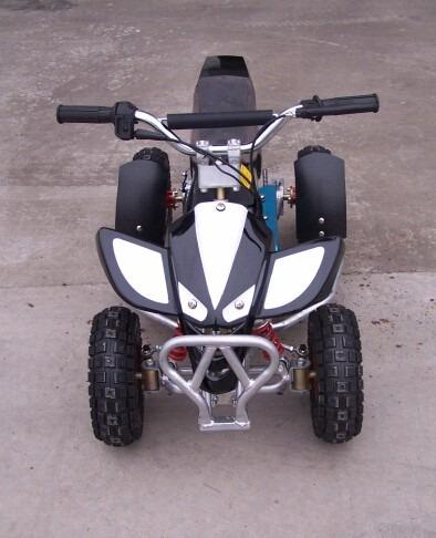 Mini Cuatriciclo Atv 49cc. 0 Km Zona Sur Gran Oferta