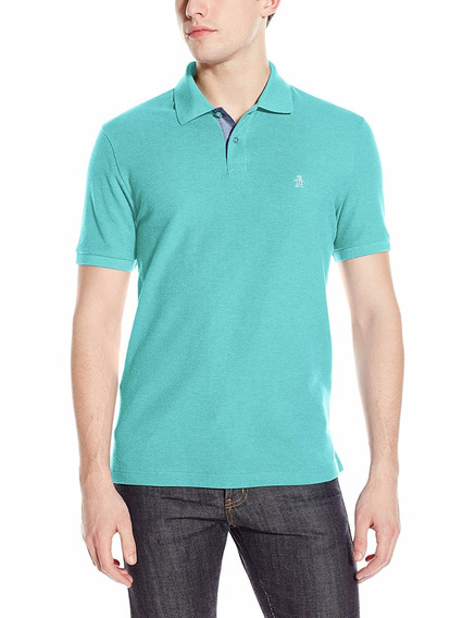 Playera Polo Original Penguin 4xlt