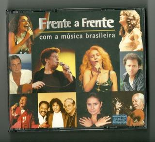 Frente A Frente Com A Música Brasileira Em 5 Cds!