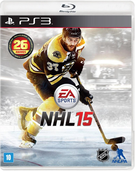 Nhl 15 - Playstation 3 - S. G.