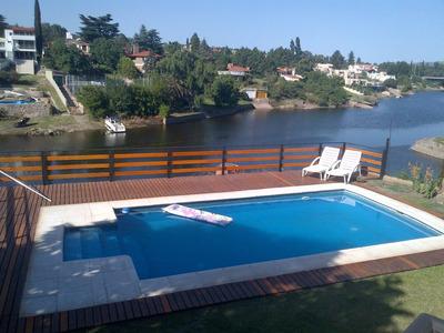 Departamento Con Vista Al Lago Y Puente Negro