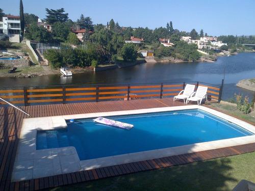 Imagen 1 de 14 de Departamento Con Vista Al Lago Y Puente Negro