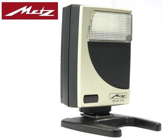 Flash Metz 34 Af-3 N | Para Nikon I-ttl