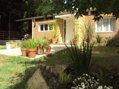Excelente Casa En Bosque Peralta Ramos. A Minutos Del Faro!!