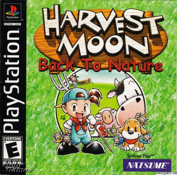 Harvest Moon Back To Nature Pt Br