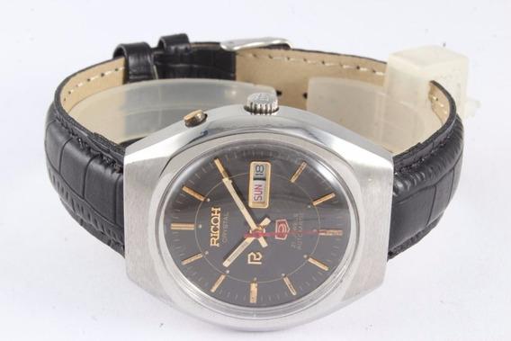 Vendo Reloj Hombre Original Vintage Ricoh 9 Automático 21) D