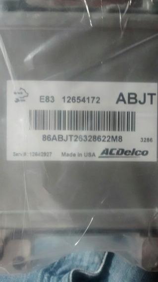 Modulo De Injeção Agile 12654172 Ou Abjt