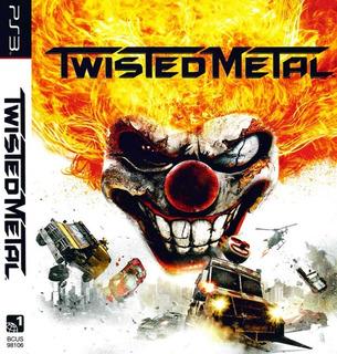 Twisted Metal Ps3 Digital Gcp