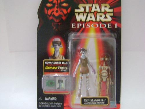 Imagen 1 de 5 de Nico Ody Mandrell W/otoga Star Wars (swi 27)