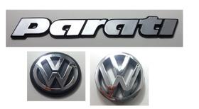 Kit Emblema Volkswagen Parati Vw Mala E Grade 91 À 97 Brinde