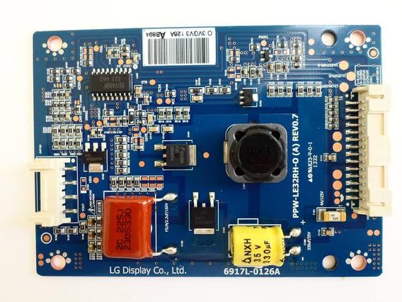 Placa Inverter Panasonic Tv-l32b6b 6917l-0126a