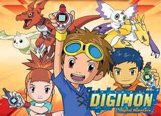 Digimon 03 Tamers Audio Latino