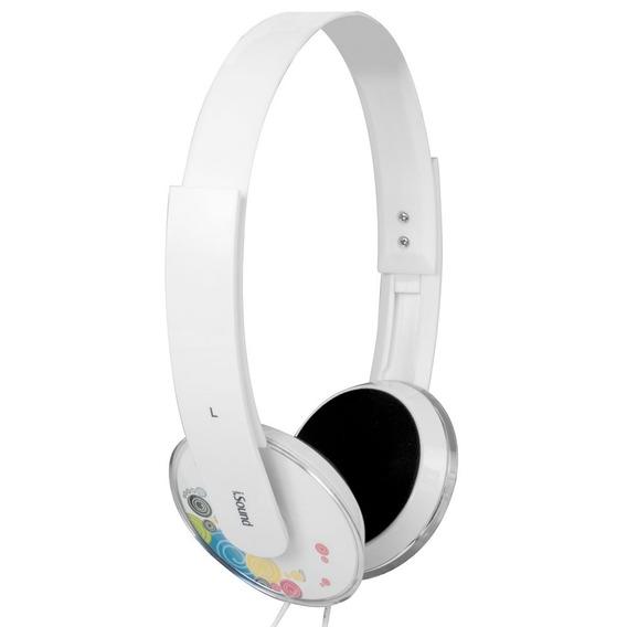 Fone Isound Hm-160 Headphone Com Microfone Dghp5506
