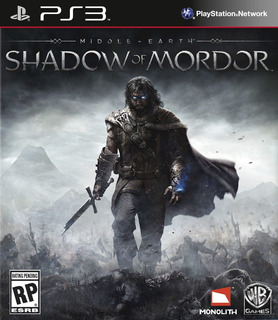 Middle-earth Shadow Of Mordor Ps3 Digital Gcp