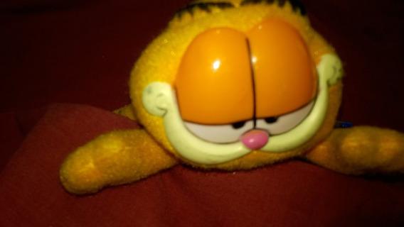 Garfield Pelúcia - Coleção Habibs - Ótimo Estado