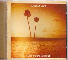 Cd-kings Of Leon:come Around Sundown-rock Pop:original