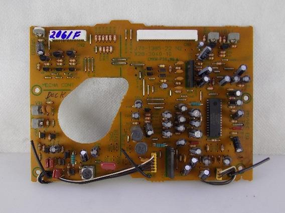 Placa J70-1385-22_x28-3040-10 System Kenwood Rxd-753 : F2061