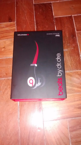 Vendo Caixa E Manual Original Do Fone Beats Tour