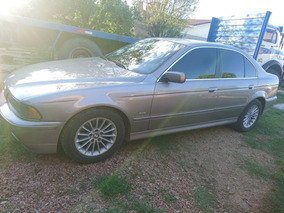 Bmw 530d Motor 3.0 E39 Extra Full 2001 Color Gris Plata