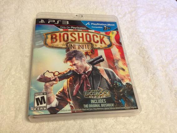 Bioshock Infinite Comp. C/playst. Move C/legendas Português