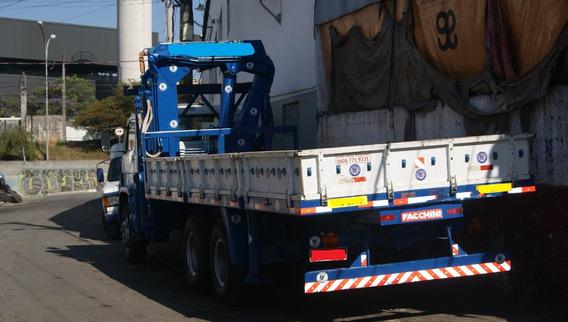 Caminhão Munck Vw 26260 (traçado)