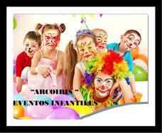 Arcoiris Fiestas Infantiles ,payasita ,títeres,pintucaritas