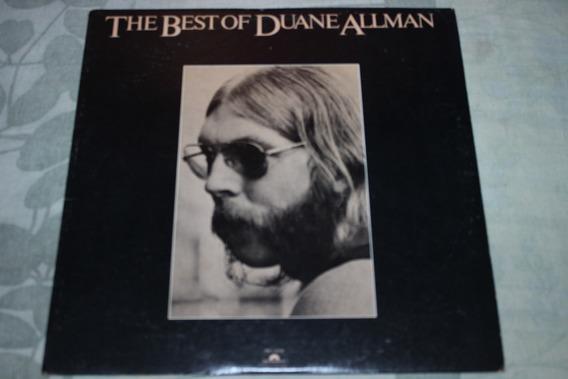 Duane Allman - Lp / Vinil The Best Of Duane Allman (clapton)
