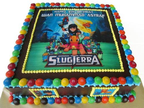 Imagen 1 de 6 de Torta Bajoterra