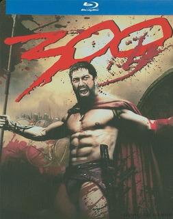 Blu-ray 300 / Steelbook Edition