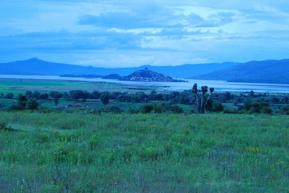 Terreno En Patzcuaro Escriturado Vista A La Isla De Janitzio